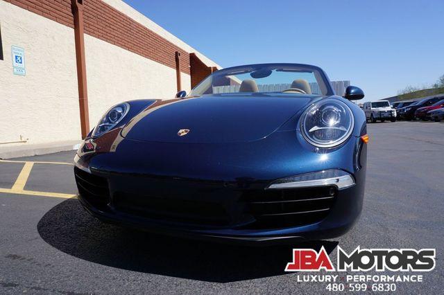 2014 Porsche 911 Carrera S Cabriolet Convertible 991 in Mesa, AZ 85202