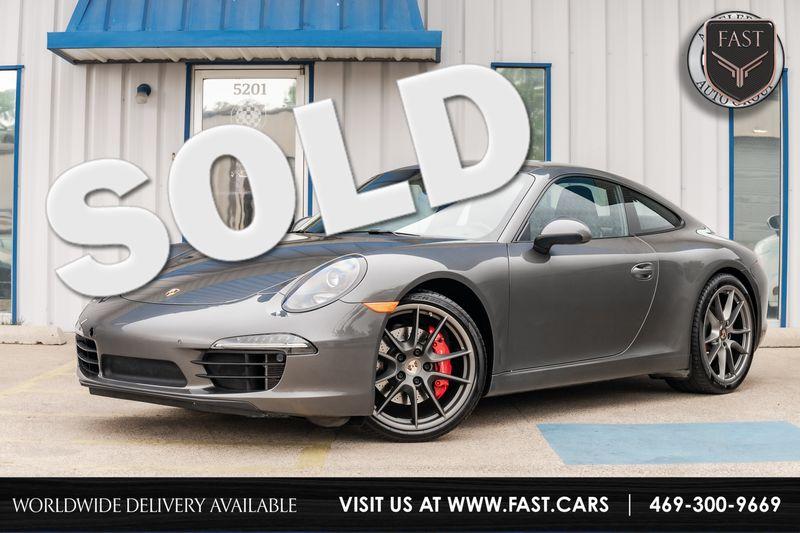 2014 Porsche 911 CARRERA S NAV PDK AUTO TRAN ONLY 23K MI SUPER NICE in Rowlett Texas