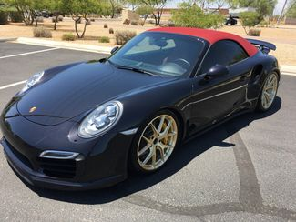 2014 Porsche 911 Turbo S Scottsdale, Arizona 21