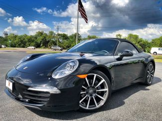 2014 Porsche 911 TRIPLE BLACK CABRIOLET PDK 125K NEW 20s   Florida  Bayshore Automotive   in , Florida