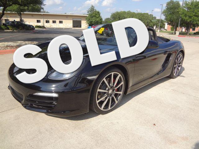 2014 Porsche Boxster S Austin , Texas 0
