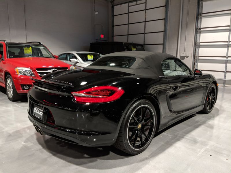 2014 Porsche Boxster S  Lake Forest IL  Executive Motor Carz  in Lake Forest, IL