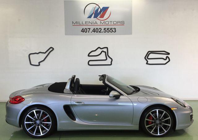 2014 Porsche Boxster S Longwood, FL 11