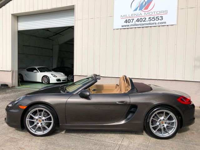 2014 Porsche Boxster Longwood, FL 38