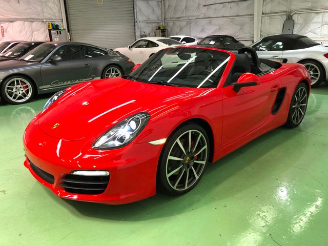 2014 Porsche Boxster S Longwood, FL 6