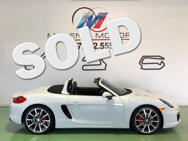 2014 Porsche Boxster S Longwood, FL