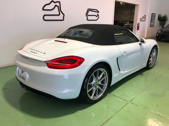 2014 Porsche Boxster S Longwood, FL 33