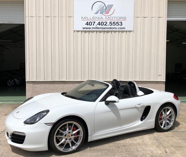 2014 Porsche Boxster S Longwood, FL 47