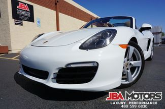 2014 Porsche Boxster Convertible ~ Manual Transmission in Mesa, AZ 85202