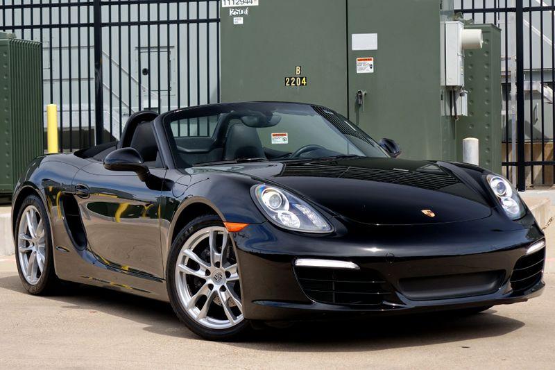 2014 Porsche Boxster PDK* NAV* Low Miles*** | Plano, TX | Carrick's Autos in Plano TX