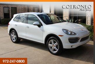 2014 Porsche Cayenne Platinum Edition in Addison, TX 75001