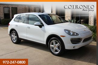 2014 Porsche Cayenne Platinum Edition in Addison, TX 75001