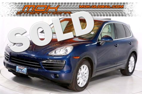 2014 Porsche Cayenne S - 1 owner - Service records in Los Angeles