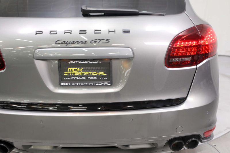 2014 Porsche Cayenne GTS - 21 Wheels -  Original MSRP of 102705  city California  MDK International  in Los Angeles, California