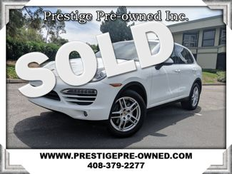 2014 Porsche CAYENNE ((**AWD//NAVI//BACK UP CAM//MOONROOF//LEATHER**))  in Campbell CA