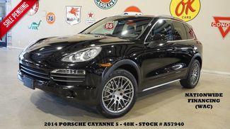 2014 Porsche Cayenne S AWD PANO ROOF,NAV,HTD/COOL LTH,6 DISK CD,BOSE... in Carrollton TX, 75006