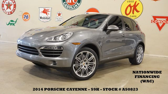 2014 Porsche Cayenne S Hybrid AWD ROOF,BACK-UP CAM,21IN WHLS,59K