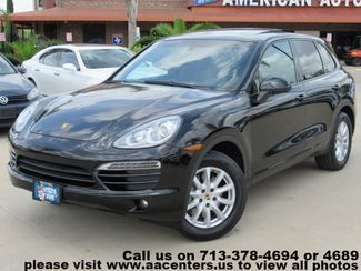 2014 Porsche Cayenne    Houston, TX   American Auto Centers in Houston TX