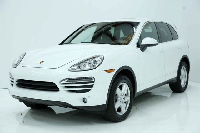2014 Porsche Cayenne DIESEL Houston, Texas 3