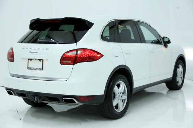 2014 Porsche Cayenne DIESEL Houston, Texas 11
