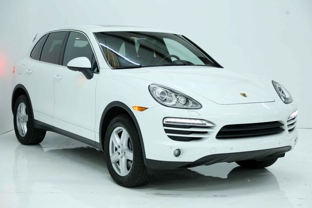 2014 Porsche Cayenne DIESEL Houston, Texas 1
