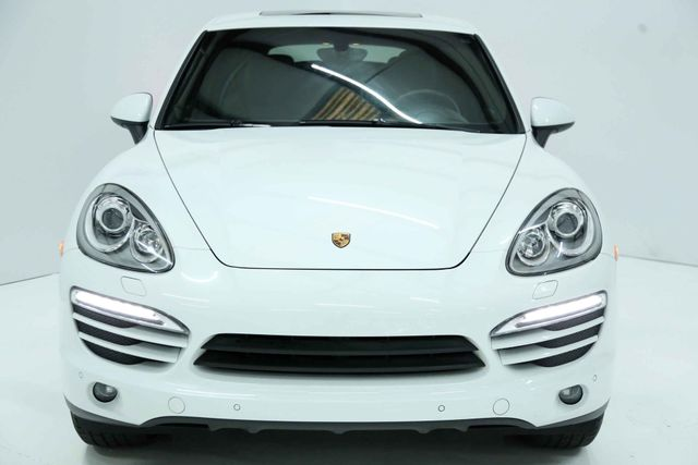 2014 Porsche Cayenne DIESEL Houston, Texas 2