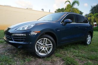 2014 Porsche Cayenne Diesel in Lighthouse Point FL