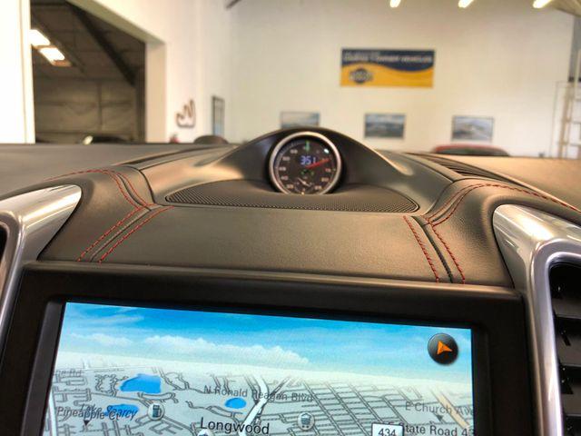 2014 Porsche Cayenne Turbo S Longwood, FL 20
