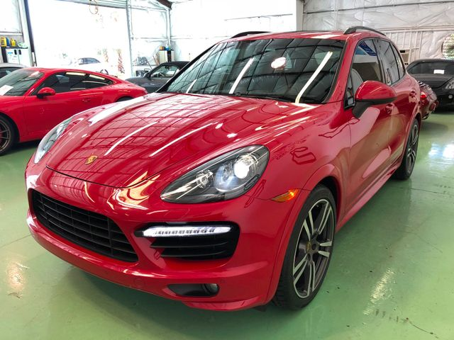2014 Porsche Cayenne GTS Longwood, FL 5