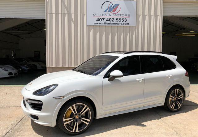 2014 Porsche Cayenne Turbo Longwood, FL 42