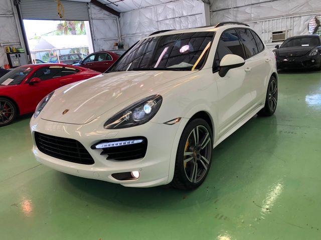 2014 Porsche Cayenne Turbo Longwood, FL 5