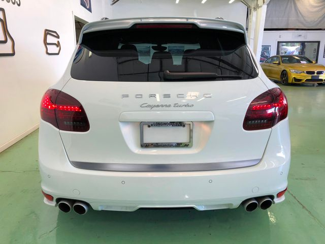 2014 Porsche Cayenne Turbo Longwood, FL 9