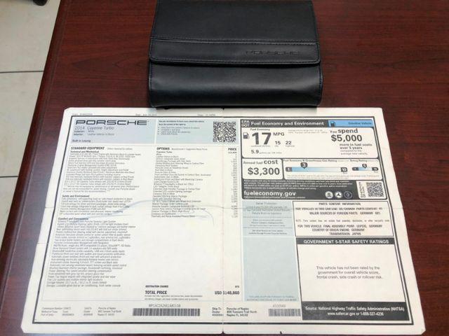 2014 Porsche Cayenne Turbo Longwood, FL 48