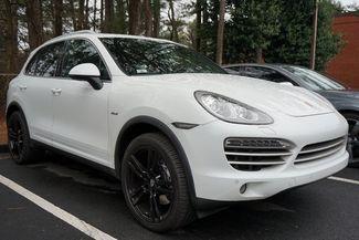 2014 Porsche Cayenne Diesel Platinum Edition in Marietta, GA 30067