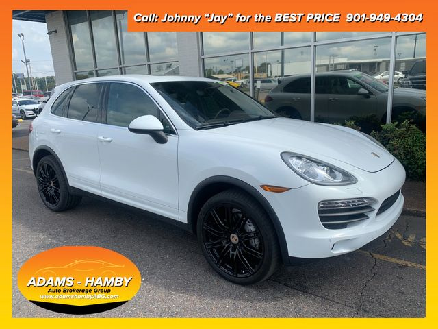 2014 Porsche Cayenne S, V8 All Wheel Drive and $26K in Options in Memphis, TN 38115