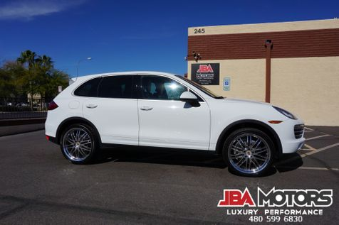 2014 Porsche Cayenne Platinum Edition AWD SUV ~ HUGE $70k MSRP | MESA, AZ | JBA MOTORS in MESA, AZ
