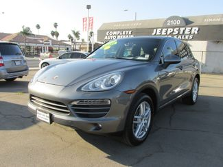 2014 Porsche Cayenne Platinum SUV in Costa Mesa, California 92627