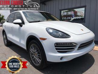 2014 Porsche Cayenne Platinum in San Antonio, TX 78212
