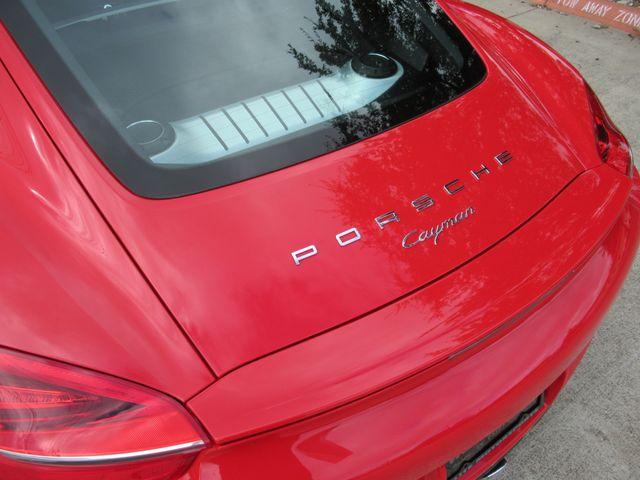 2014 Porsche Cayman Austin , Texas 10