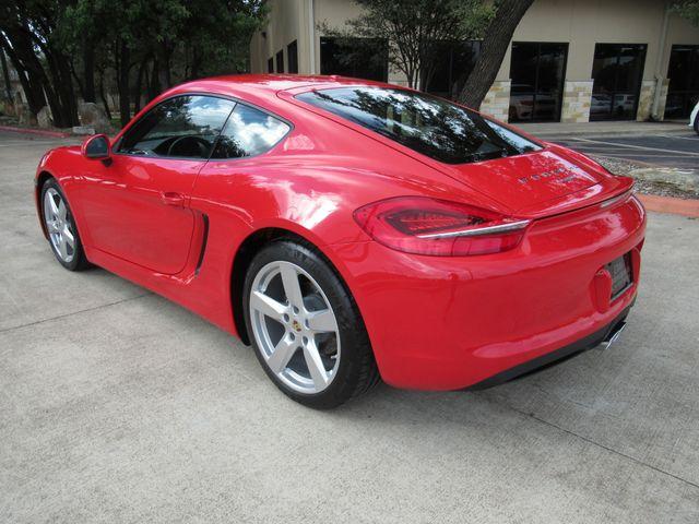 2014 Porsche Cayman Austin , Texas 2