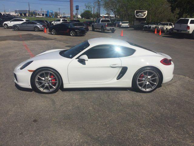 2014 Porsche Cayman S Boerne, Texas 2