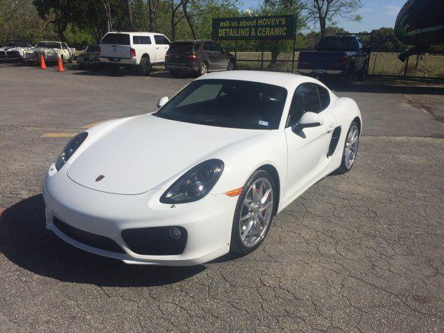 2014 Porsche Cayman S Boerne, Texas 0
