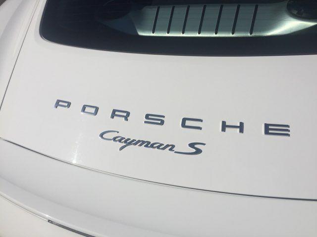 2014 Porsche Cayman S Boerne, Texas 10