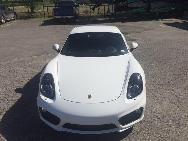 2014 Porsche Cayman S Boerne, Texas 1