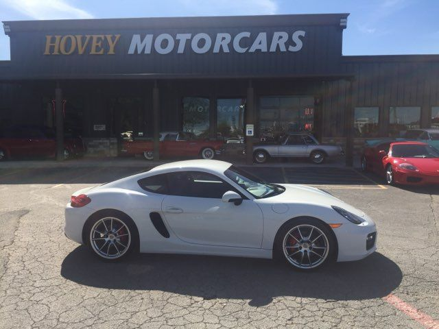 2014 Porsche Cayman S Boerne, Texas 4