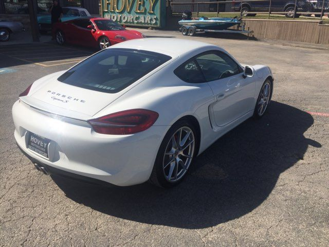 2014 Porsche Cayman S Boerne, Texas 6