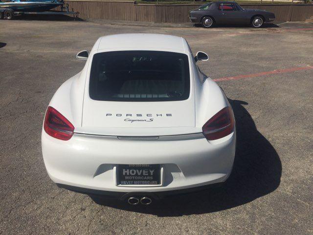 2014 Porsche Cayman S Boerne, Texas 7