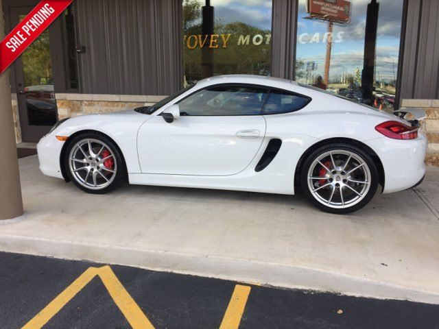 2014 Porsche Cayman S in Boerne, Texas 78006