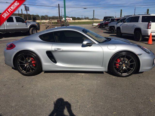 2014 Porsche Cayman S PDK