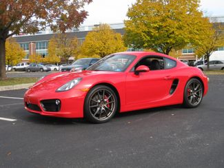 2014 Sold Porsche Cayman S Conshohocken, Pennsylvania 1